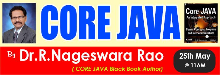 core java by durga sir pdf